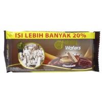 NISSIN WAFER CHOCOLATE 120GR