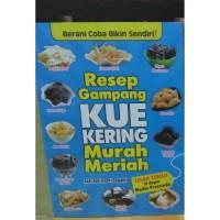RESEP GAMPANG KUE KERING MURAH MERIAH