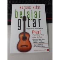 Kursus Kilat Belajar Gitar Tanpa Harus Bayar Mahal