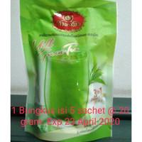 Thai Green Tea CHA TRA MUE 3 in 1 PROMO!! Ed APRIL 2020! isi 5 sachet!