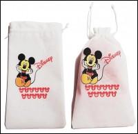murah Tas Serut Kosmetik Mickey Mouse Hello Kitty Doraemon Keropi