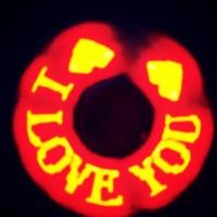 Murah Spinner I Love You Ilu2 / Fidget Spinner Lampu I Love U Sb Juara