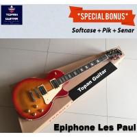 Gitar Listrik / Elektrik Epiphone Les Paul