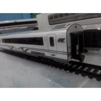 Miniatur Kereta Api Indonesia - Gerbong ABA Go Green