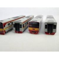 Ramadhan.... miniatur kereta api indonesia - KRL JABODETABEK JR 205 1