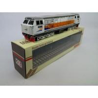 (READY) lokomotif cc206 - miniatur kereta api indonesia ,