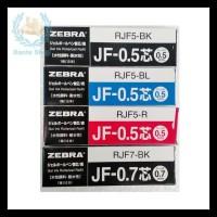 Isi Pen Sarasa / refill sarasa / refill zebra JF 0,5 - Hitam