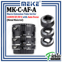 MEIKE Macro Extention Tube For CANON DSLR ( METAL )