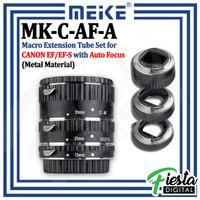 MEIKE MK-C-AF-A Macro AF Extension Tube Set for CANON EF/EF-S DSLR