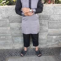 Koko(gamis pria) pakistan kurta balotelly kombinasi
