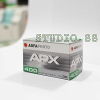 Roll Film Agfa BW 400 APX. 135. isi 36. Exp 2023