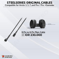 Kabel Steelseries Arctis - Main Cable 8-Pin to 8-Pin