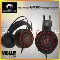 dBe dbE accoustic GM100 Gaming Headset Headphone