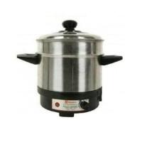 STOK TERAKHIR Maspion Multi Cooker Mec2750 Mec 2750 Pan Berkualitas