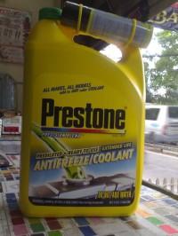 PRESTONE Antifreeze Radiator COOLANT - GALON 3.78 ltr - ORIGINAL