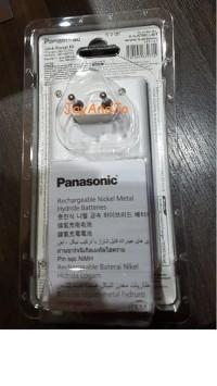 DISKONGEDE Panasonic Quick Charger Eneloop AA 2000mah 4pcs Baterai sto