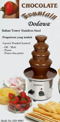 DODAWA CHOCOLATE FOUNTAIN SINGLE (DD-1108) (SKU:00112.00099) PROMO