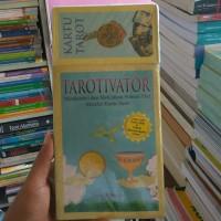 Buku Tarot plus kartu Tarot