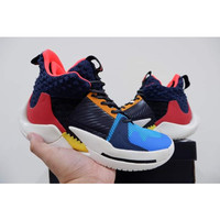 sepatu basket nike air jordan why not zero 2 future grade original