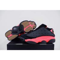 sepatu basket nike air jordan 13 low infrabred grade original murah