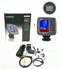 GPS Fish finder GARMIN 350C fishfinder grab it fast