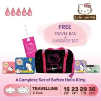 Softex Hello Kitty Travelling Package