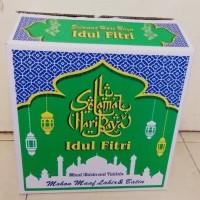 Termurah Kardus Lebaran Boks Parsel Kotak Box Parcel Idul Fitri