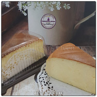 Keto JCC - Japanese Cotton Cheese Cake 1 Slice