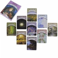 Archangel Oracle Card Mysterious Cards Guidance Divination Tarot