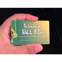 Flashdisk Kartu Souvenir Ucapan Lebaran – Souvenir idul fitri