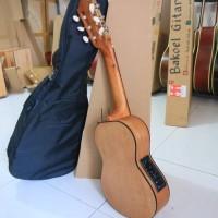 Best Quality - Guitalele Elektrik & Softcase Gitar Lele Gitarlele Mini