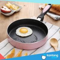 Wajan Teflon Keramik Anti Lengket Alat Masak Peralatan Dapur Peralatan
