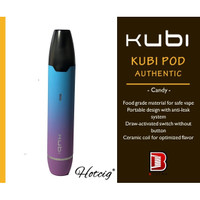 KUBI POD CLOSED SYSTEM 550MAH BY HOTCIG AUTHENTIC