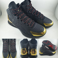 Sepatu Basket Under Armour Stephen Curry 1 Ring MVP Chinese New Year