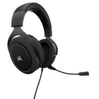 Corsair HS50 Stereo Gaming Headphone - Green