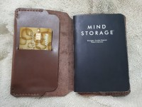 Pasport Cover Leather