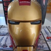 Helm iron Man Scale 1:1