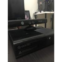 Xbox 360 Slim Kinect 500gb RGH & 84 Games