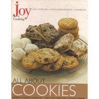 Joy of Cooking: All About Cookies by Irma S. Rombauer, Marion Rombaue
