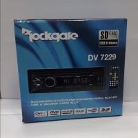 single din dvd player rockgate dv 7229