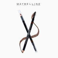 Maybelline Fashion Brow 3D Cream Pencil / Shaping Dark Brown Eye Brow