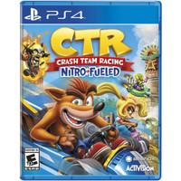 PS4 Crash Team Racing: Nitro-Fueled (Region 3/Asia/English)