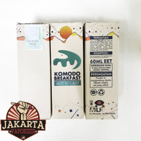 [6MG] Komodo Breakfast Not So Lazy Premium Liquid by MILF 60ml