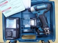 MESIN BOR OBENG IMPACT Baterai Makita TD110 TD 110