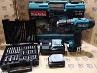 PAKET MATA BOR 50pcs Mesin Bor Baterai Cordless Drill Makita HP331