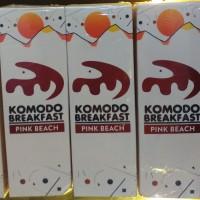 Komodo Breakfast Pink Beach