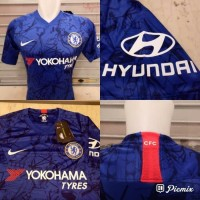 JERSEY BOLA CHELSEA HOME OFFICIAL 2019-2020 GRADE ORI IMPORT