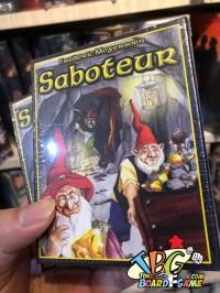 Baru Saboteur Board Game ( Original ) / Boardgame / Games Laris