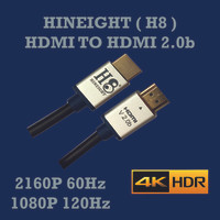 Kabel HDMI To HDMI V2.0 3D 4K 5 Meter (HINEIGHT(H8))