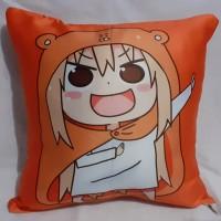 pillow / bantal anime himouto umaru chan / umaru